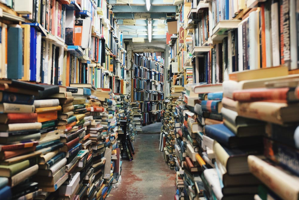 Trasteros para libros