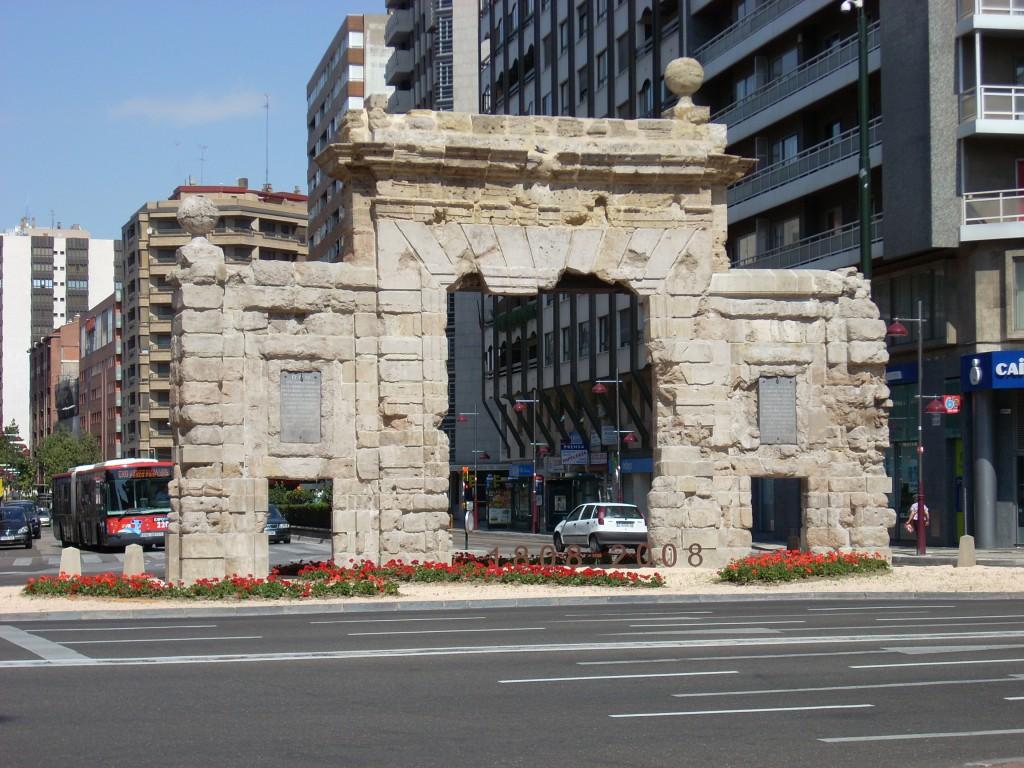 Puerta del Carmen Zaragozajpg