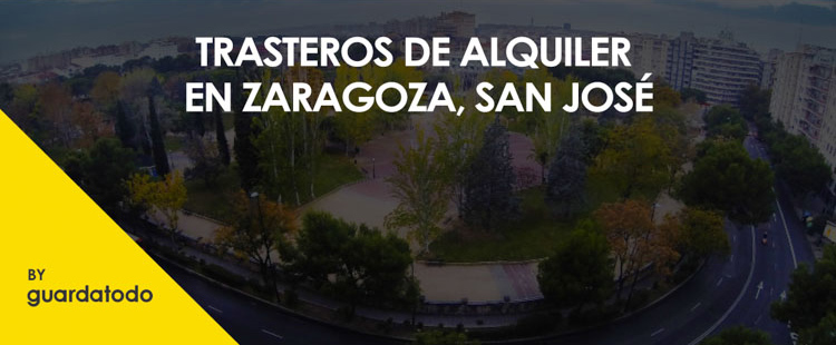 Alquiler trasteros en Zaragoza San Jose
