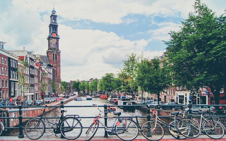 D nde aparcar la bicicleta en zaragoza centro for B b ad amsterdam centro
