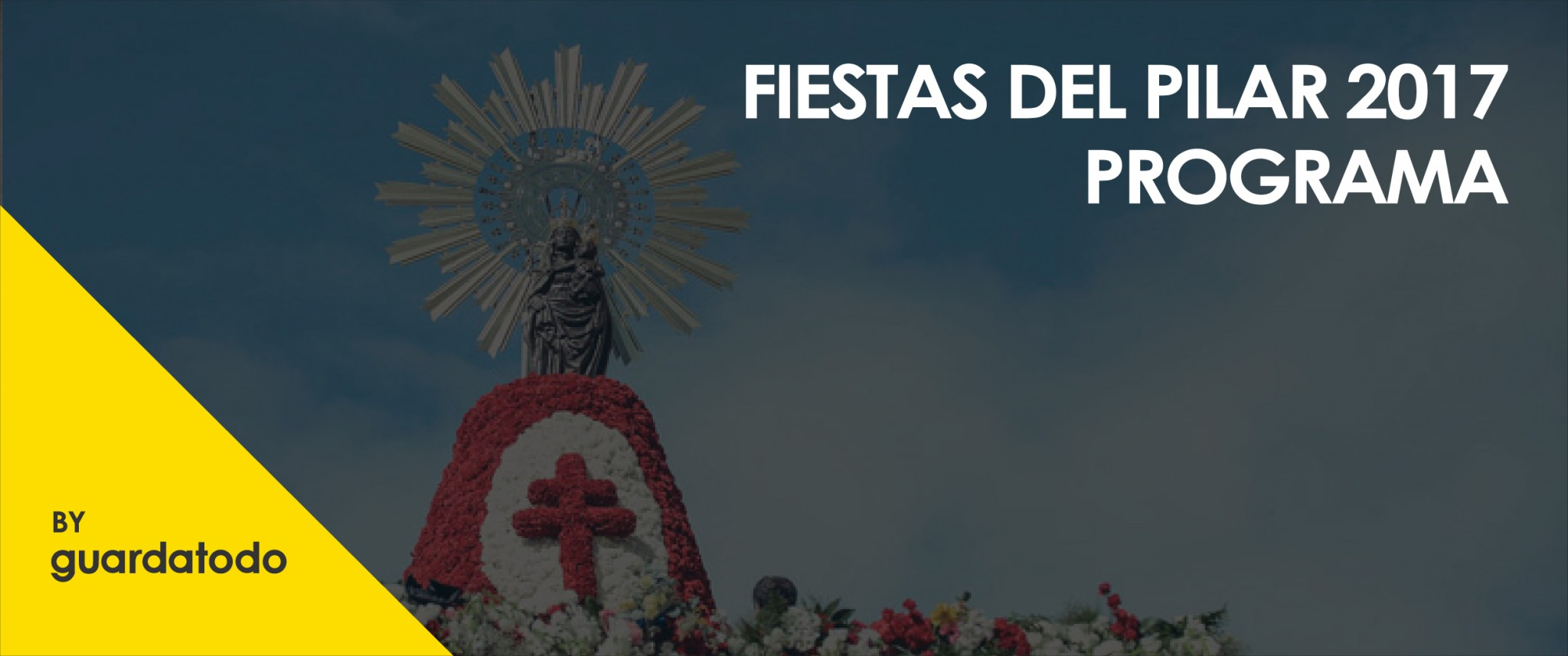 FIESTAS DEL PILAR 2017. PROGRAMA-01