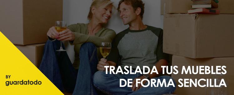 Servicios para el traslado de muebles y mercancías en Zaragoza Guardatodo