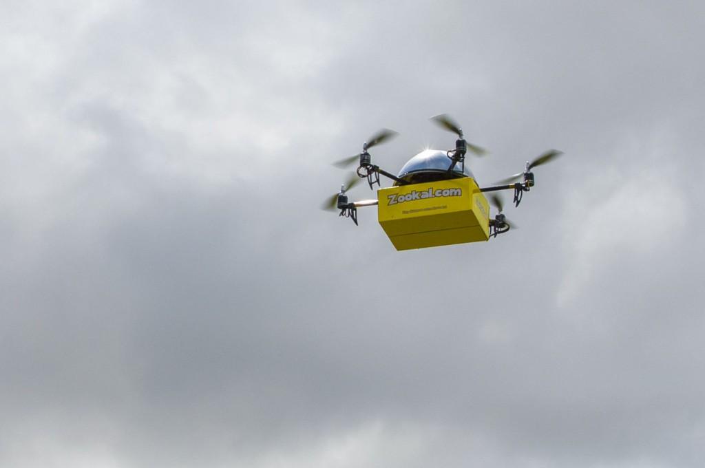 Helipuerto drones zaragoza