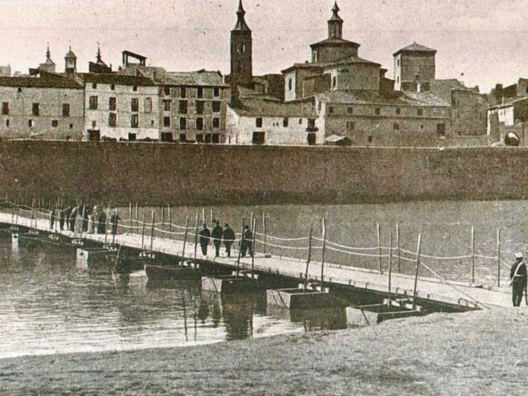 Mejores fotografías de Zaragoza Antigua-13