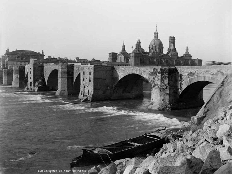 Mejores fotografías de Zaragoza Antigua-14