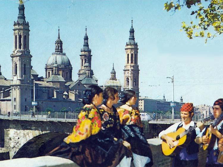 Mejores fotografías de Zaragoza Antigua-15