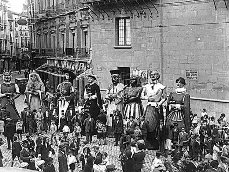 Mejores fotografías de Zaragoza Antigua-22