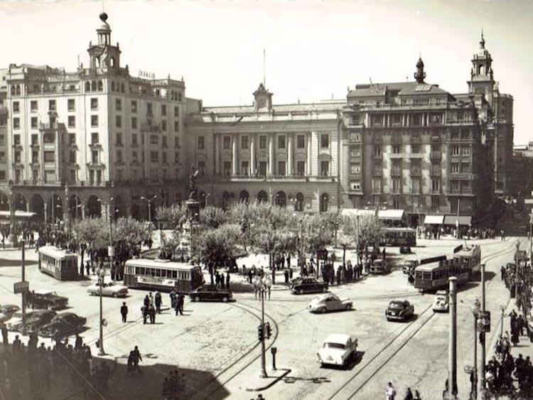 Mejores fotografías de Zaragoza Antigua-9