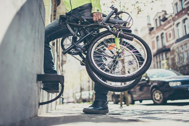 Donde aparcar la bicicleta en Zaragoza Centro-10