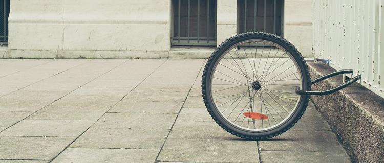 Donde aparcar la bicicleta en Zaragoza Centro-5