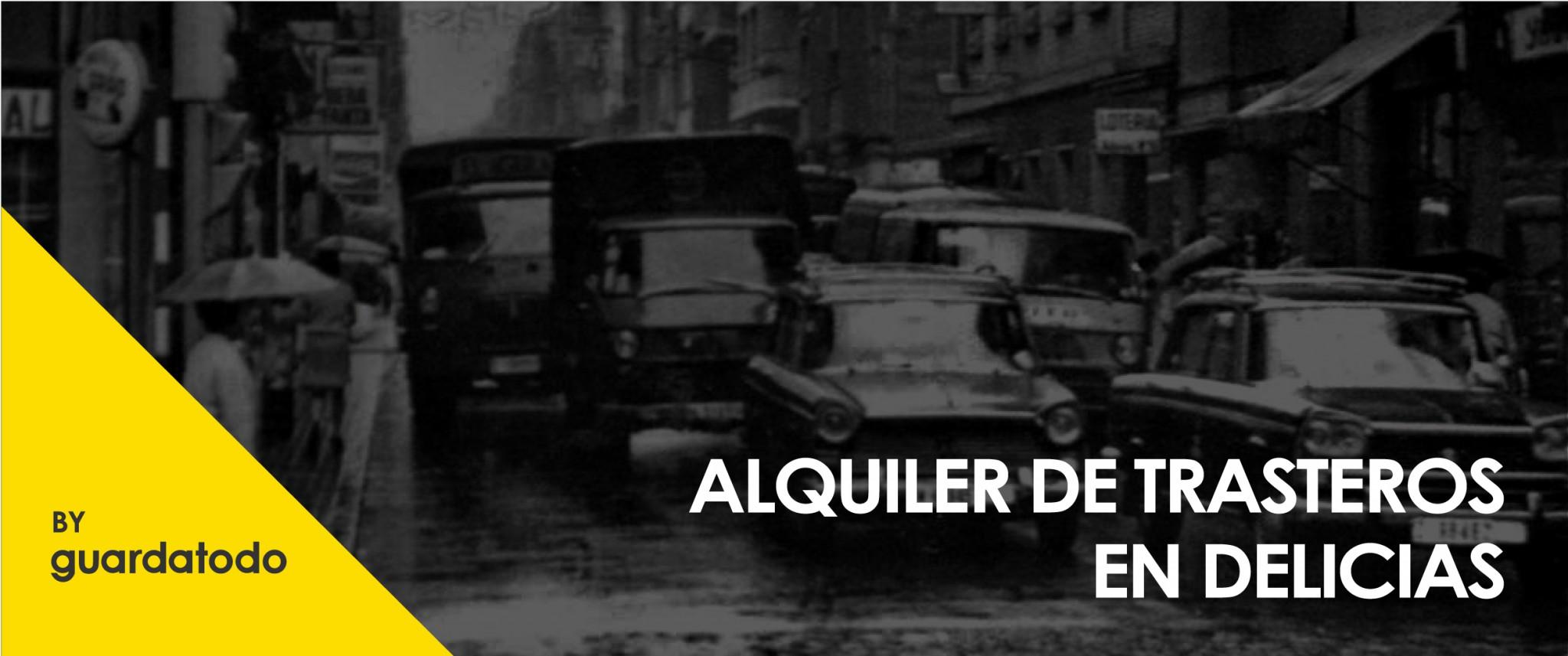 ALQUILER DE TRASTEROS EN DELICIAS P-01